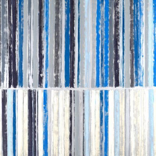 RGB: Blue, copyright © David Castle