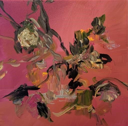 Rose Chakra, copyright © Mary Suzanne Garvey