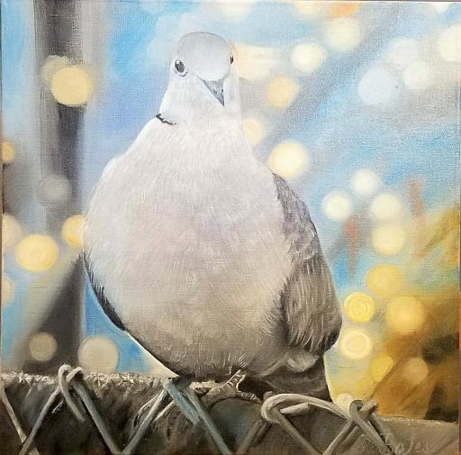 The Early Bird, copyright © Jeanie Bates