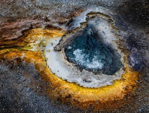 Upper Geyser Basin, copyright © Don Jacobson