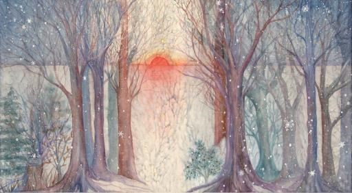 """Sunset Interlude"", copyright © Lynne M. Taylor"