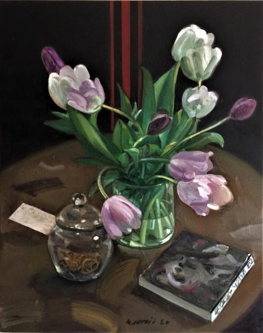 Tulips, copyright © Miroslav Lovric