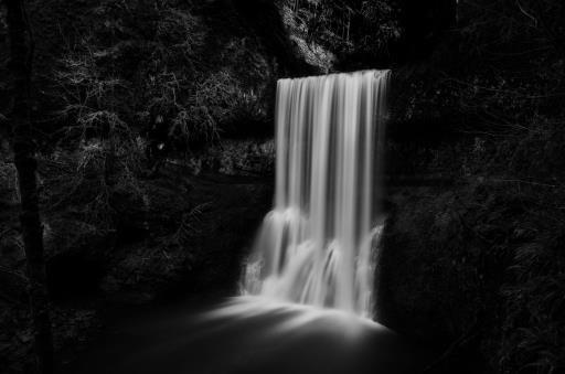 Lower South Falls, copyright © Marc Sheridan