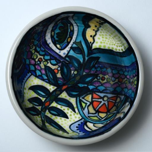 Dancing Tree bowl, copyright © Andrea O