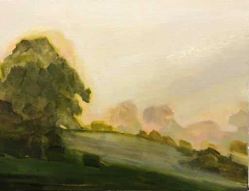 Hillside , copyright © Betsy Chang