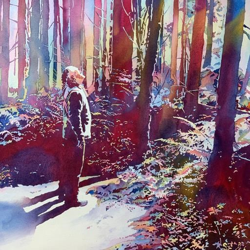 The Awakening, copyright © Patrice Cameron