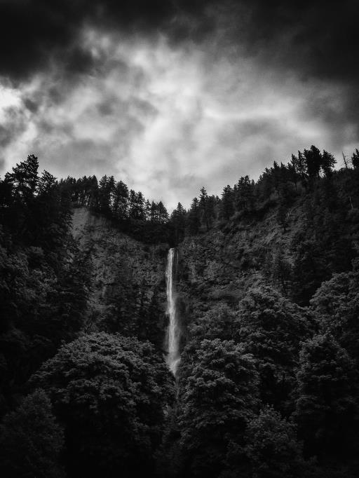 Multnomah Falls, copyright © Marc Sheridan