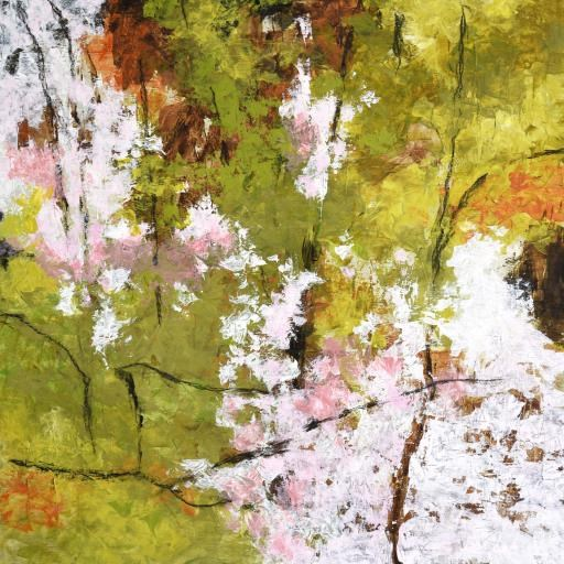 Sakura Blossoms, copyright © Melody Cleary