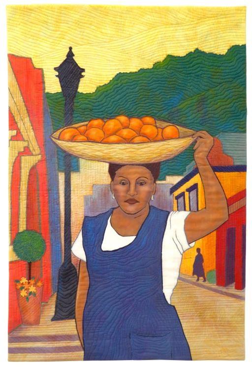 Under the Oaxacan Sun, copyright © Terry Grant