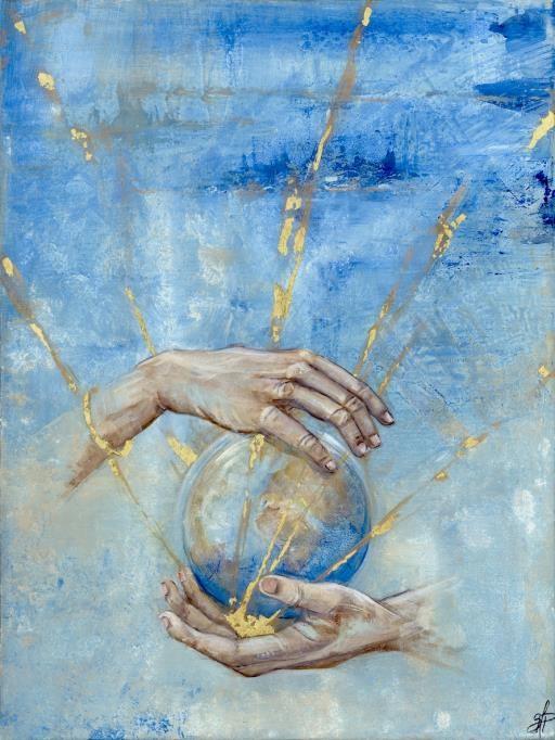 Mother Earth, copyright © Sophie Piedra-Mansuet