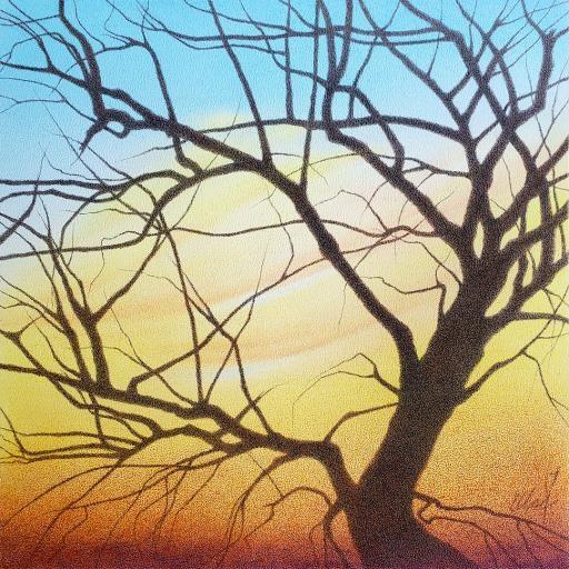 Improbable Dreams of a Tree, copyright © Yelena Shabrova