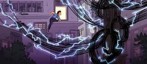 Storm Chaser, copyright © Sara Nutter