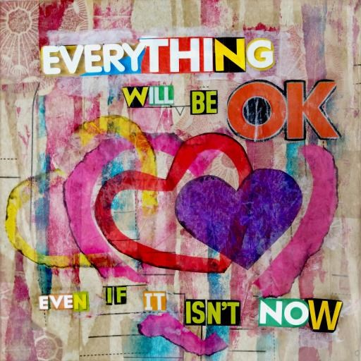 Everything Will Be OK, copyright © Carrie Clegg Gilbert
