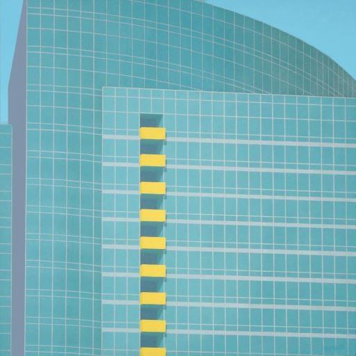 Nine Balconies, copyright © Stephen Kekule